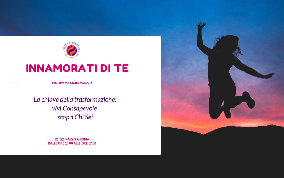 "Workshop ""Innamorati di Te"""